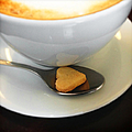 Coffee And Heart Shaped Cookie by Matthias Hauser