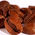 Coffee Beans  by Iris Richardson