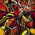 Coffee Break by Leon Zernitsky