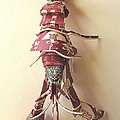Coffee Cup Lobster by Alfred Ng
