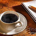 Coffee For The Writer by Olivier Le Queinec