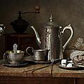 Coffee Has Gone by Helen Tatulyan