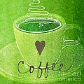 Coffee by Linda Woods