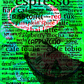 Coffee Lovers Diary 5d24472p108 by Wingsdomain Art and Photography