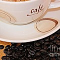 Coffee Rush by Clare Bevan