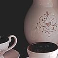 Coffee Service by Margie Hurwich