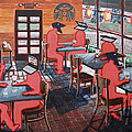 Coffee Shop Culture by Tommy Midyette