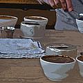 Coffee Tasting by Bill Owen