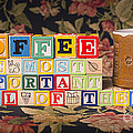 Coffee The Most Important Meal Of The Day by Art Whitton