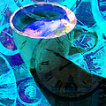 Coffee Time My Time 5d24472p168 by Wingsdomain Art and Photography