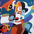 Coffee by Vikram Sutar