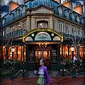 Coffeehouse - The Sidewalk Cafe by Lee Dos Santos