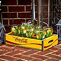 Coke And Daffodils by Williams-Cairns Photography LLC