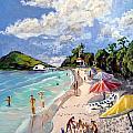 Coki Beach by David Francke