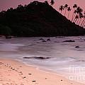 Cola Beach Sunset by Deborah Benbrook