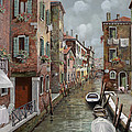 colazione a Venezia by Guido Borelli