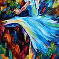 Cold Ballet by Leonid Afremov