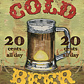 Cold Beer by Debbie DeWitt