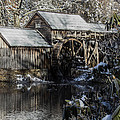 Winter Mill by Nick Spencer