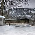 Cold Seat With A View 2 by Steve Purnell