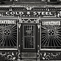 Cold Steel Bw by Diana Powell