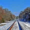Cold Tracks by Lydia Holly