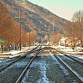 Cold Tracks Through Montgomery by Paulette B Wright
