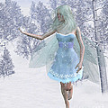 Cold Winter Fairy by Fairy Fantasies