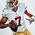 Colin Kaepernick by Dan Tearle