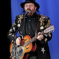 Colin Linden Of Blackie And The Rodeo Kings by Randall Nyhof