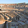 Coliseum 11 by Herb Paynter