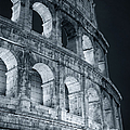 Colosseum Before Dawn by Joan Carroll