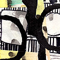 Collage Drawing Two by Richard Allen