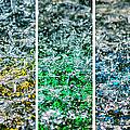 Collage Liquid Rainbow 1 - Featured 3 by Alexander Senin