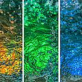 Collage Liquid Rainbow 4 - Featured 3 by Alexander Senin