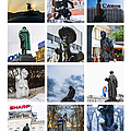 Collage - Moscow Monuments - Featured 3 by Alexander Senin