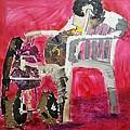White Chair by Vineeth Menon