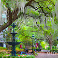 College Of Charleston by Dale Powell