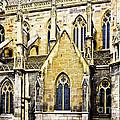 Collegiate St-martin by Richard J Thompson