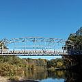 Collinsville Steel Bridge 1 by Nina Kindred