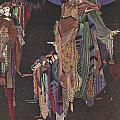 Colloquy Of Monos And Una by Harry Clarke