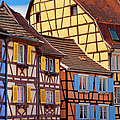 Colmar Alsace by Brian Jannsen