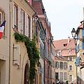 Colmar Small Street by Amanda Mohler