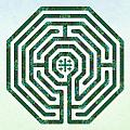 Cologne - Origami Paper by Fine Art Labyrinths