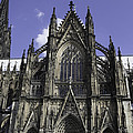 Cologne Cathedral 02 by Teresa Mucha