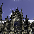 Cologne Cathedral 03 by Teresa Mucha