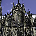 Cologne Cathedral 04 by Teresa Mucha