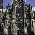 Cologne Cathedral 05 by Teresa Mucha
