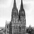 Cologne Cathedral by Underwood Archives