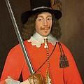 Colonel John Hutchinson, C.1643 by John Souch